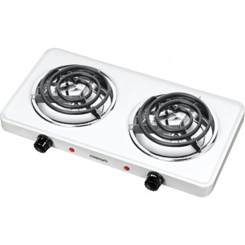 MAGNUM PORTABLE DUAL SPIRAL HOT PLATE
