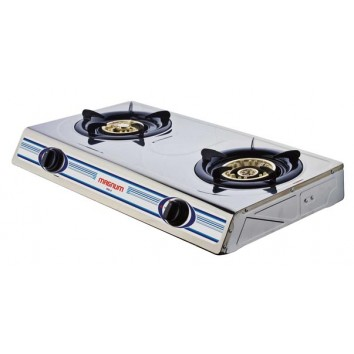 MAGNUM 2 BURNER GAS STOVE MODEL # MG-2