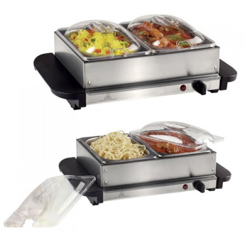 Food Tray Warmer ~ Magnum tray buffet food warmer