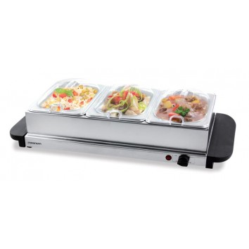 MAGNUM 3 TRAY BUFFET FOOD WARMER