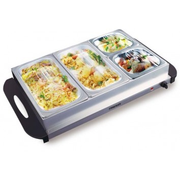 Magnum 4 Large Tray Family Buffet Food Warmer MG-395W