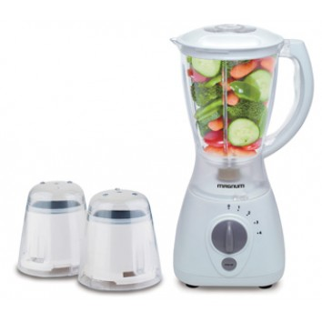 MAGNUM 3 IN 1 BLENDER WITH GRINDER & MINCER mg-567